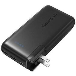 Portable Charger 10000 RAVPower 2-in-1 Wall Charger and Powe