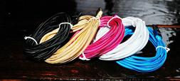 10 Foot Heavy Braid USB Sync Charger Cable Cord iPhone 7 8 X