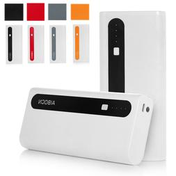Aibocn 10000mAh Power Bank Portable Battery Charger for iPho