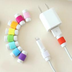 10PCS Protector Saver Cover for iPhone 6/7/Phones USB Charge
