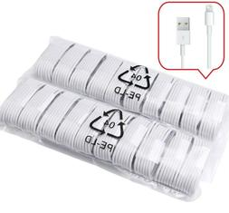 10x 20x 30x 40x 50x 100x 8 Pin Charger Cable For iPhone 6 5