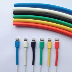 14pcs Cable Protector Tube Saver for iPhone  USB Charger Cor