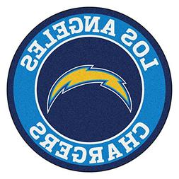 Fanmats 17973 NFL San Diego Chargers Roundel Mat