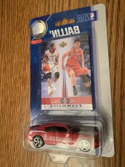 2007 Yao Ming And Tracy McGrady Upper Deck Card With Collect