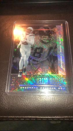 2019 Illusions Trophy Collection Keenan Allen/Charlie Joiner