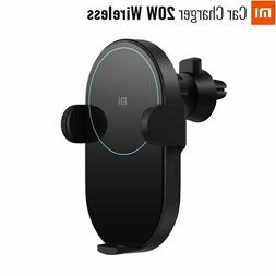 Xiaomi 20W Max Car Wireless Chargers for Samsung iPhone Auto