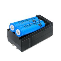2pc UltraFire 3000mAh 18650 Battery 3.7v Li-ion Rechargeable