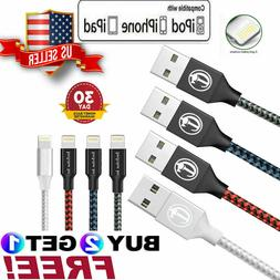 3/6/10Ft Lightning Cable For Apple iPad Pro,Air,Mini Chargin