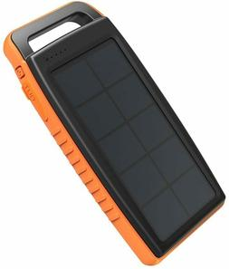 RAVPower Solar Charger 15000mAh Outdoor Portable Charger Sol