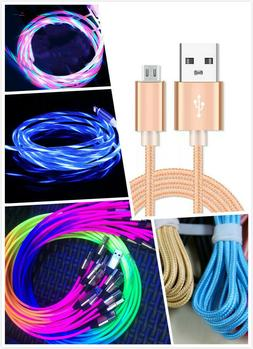 3ft 6ft 9ft USB Lightening Charger Cord Cable for iPhone 8 7