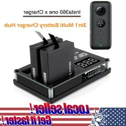 3in1 Multi Battery Charger Hub RC Smart Quick Charging For I