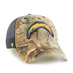 '47 NFL San Diego Chargers Realtree Huntsman Closer Stretch
