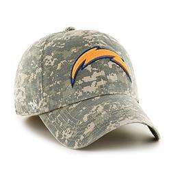 '47 NFL San Diego Chargers Officer Franchise Fitted Hat, Sma