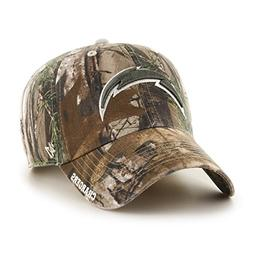 '47 NFL San Diego Chargers Realtree Ice Clean Up Adjustable