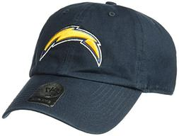 Men's '47 Brand San Diego Chargers Clean Up Adjustable Slouc