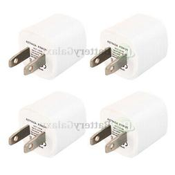 4X USB Wall Charger Cube Adapter for Apple iPhone 11 / 11 Pr