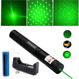 50Miles 532nm 303 Green Laser Pointer Lazer Pen Visible Beam