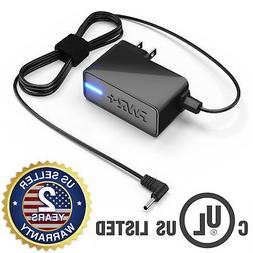 Pwr+® 6.5 Ft Charger for HP Omni 10 5600US 5620; Pro Tablet