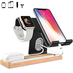 LAMEEKU Compatible Cell Phone Stand Replacement for Apple Wa