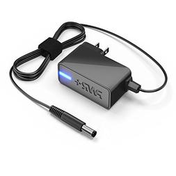 Pwr+ EXTRA LONG 6.5Ft 12V AC-Adapter-Rapid-Charger for Logi