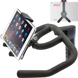 Universal iPad Tablet/Smartphone Strap-Lock Holder Mount for