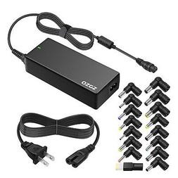 ZOZO 90W AC Universal Laptop Charger for HP Dell Toshiba IBM