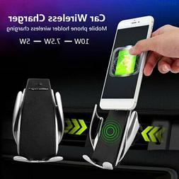 AEF6 Infrared Induction Wireless Phone Charger Fast Charging