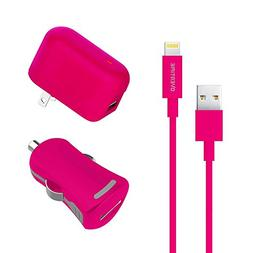 Apple MFI Certified Home Charger Adapter and Lightning Cable