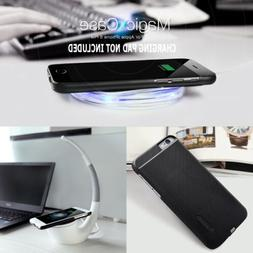 For Apple iPhone 7 6S 6 Plus QI Wireless Charger Charging Re