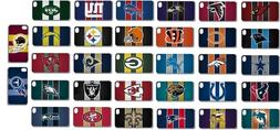 Apple iPhone 7 / 8 or 7 / 8 + Plus and X NFL Team Logo Case