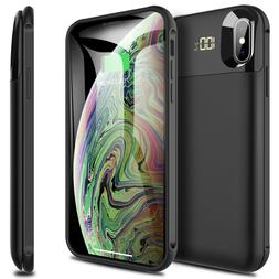 For Apple iPhone XS Max Battery Charging Case Cover External