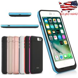 Battery External Power bank Charger Case Charging Cover For