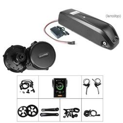 BAFANG BBS02B 48V 750W Motor Kit With Battery and Charger Fo