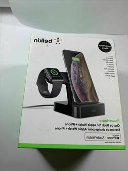 Belkin F8J200TTWHT Powerhouse Charge Dock for Apple Watch iP