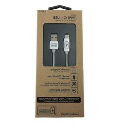Type C - USB Cable by SPEED CHARGER ZONE |  | Smart LED Indi