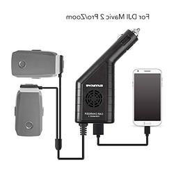 Car Battery Charger Accessories for Use with DJI Mavic 2 Pro