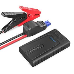 RAVPower Car Jump Starter 10000mAh 400A Peak Current Portabl
