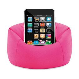 eBuyGB Cell Phone Bean Bag Sofa Holder - Compatible with iPh