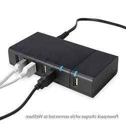 Charger, BoxWave  6 Port Charger w/ Detachable Travel Charge