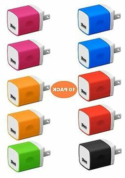 Boost Chargers 5W Power Adapter  USB Wall Charger 1A Cube fo