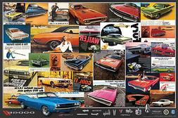 CLASSIC DODGE HISTORY 1970s Charger Challenger Advertising C