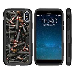 TurtleArmor | Compatible for Apple iPhone X Case | Apple iPh