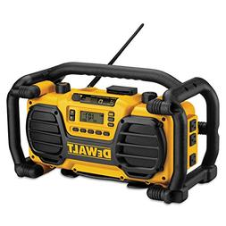 DEWALT 7.2V-18V Radio and Battery Charger