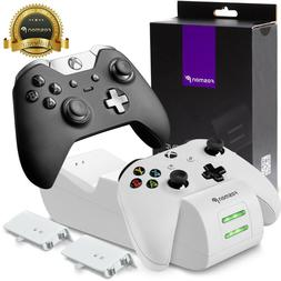 Dual Controller Quick Charge Dock Station Battery Pack for X