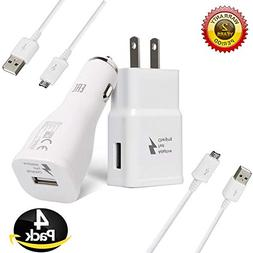 MBLAI Fast Charge Adaptive Fast Charger Kit for Samsung Gala