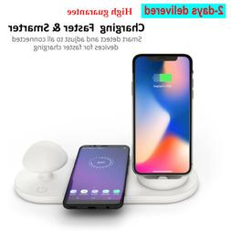 Fast Charging Station for Multiple Devices iPhone Charger Do