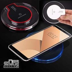 Fast QI Wireless Charger Charging Pad Dock For LG G 2/3/4/6/