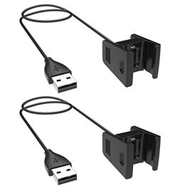 BeneStellar for Fitbit Charge 2 Charger,2-Pack 1.8ft/55cm Re