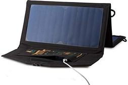 Ryno Tuff Solar Charger 21W Dual USB, Compact, Durable and W