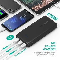"""FREE SHIPPNG"" RAVPower 32000mAh Power Banks 6A Output."